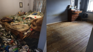 filthy house cleaning near me