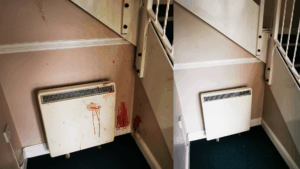 After death cleaning london